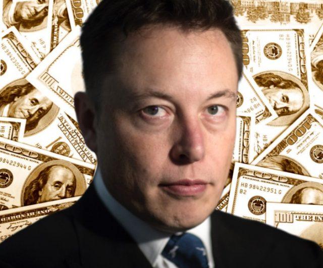 Imagen: Millones de dólares que acumula Elon Musk, 4 de noviembre de 2019 (Imagen: Especial)
