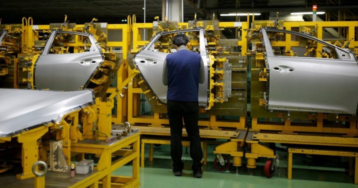 Producción Automotriz, Caída de la Producción Automotriz en México, Autos, Vehículos, Exportaciones de autos
