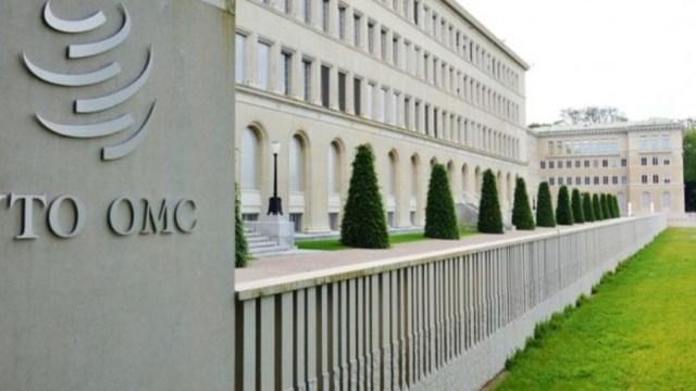 Imagen: Acceso a edificio de la Organización Mundial de Comercio (OMC), 1 de noviembre de 2019 (Imagen: Especial)