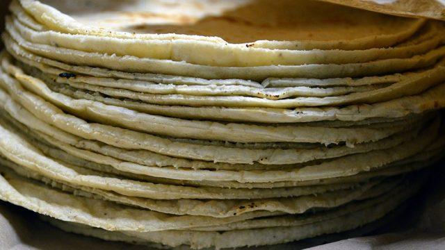 Imagen: Kilo de tortillas en México, 5 de noviembre de 2019 (Imagen: Especial)