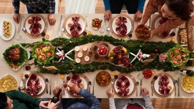 10, diciembre, 2019, cena, año, nuevo