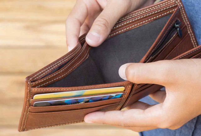 17 de diciembre 2019, Como eliminar los gastos hormiga, cartera, tarjetas, dinero, gastos