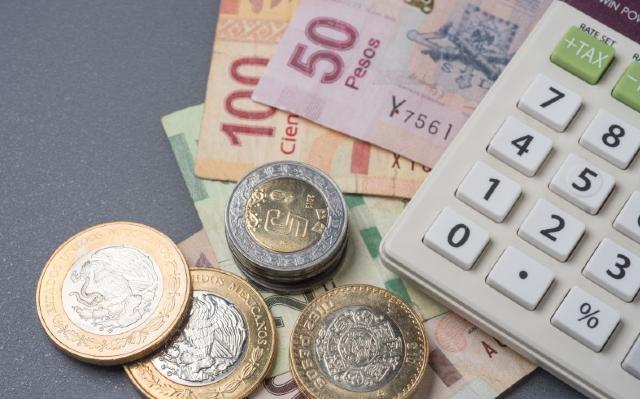 12 de diciembre 2019, Salario mínimo, dinero, monedas, billetes, aumento, salario
