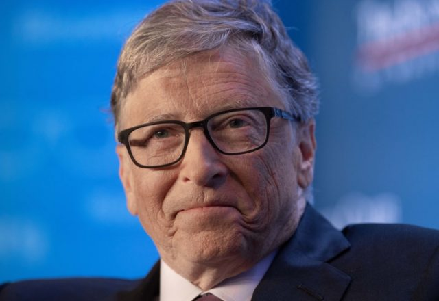 11 de diciembre de 2019, Bill Gates, dinero, libros, el multimillonario estadounidense, Bill Gates, tiene 64 años de edad (Imagen: Especial)