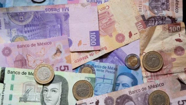 17 de diciembre de 2019, dinero, billetes, economía, salario mínimo, billetes y moneda de México (Imagen: Especial)