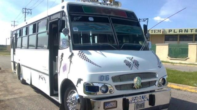 5 de diciembre de 2019, Edomex, transporte, precio, transporte público en el Estado de México (Imagen: Especial)