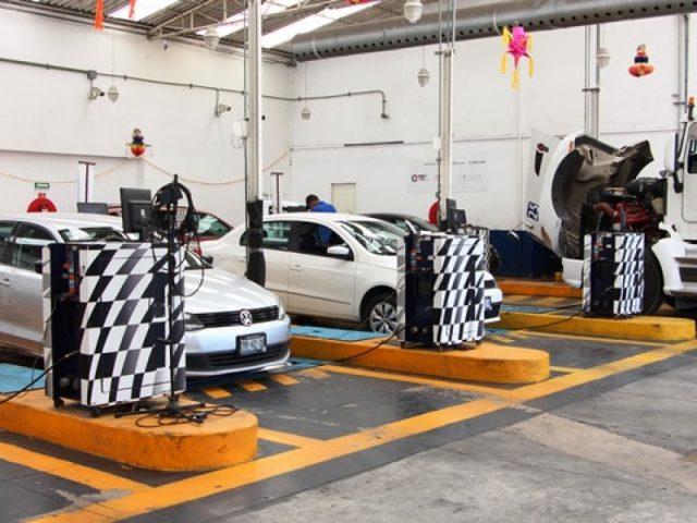3 de enero de 2020, verificación, autos, cdmx, centro de verificación vehicular (Imagen: Especial)