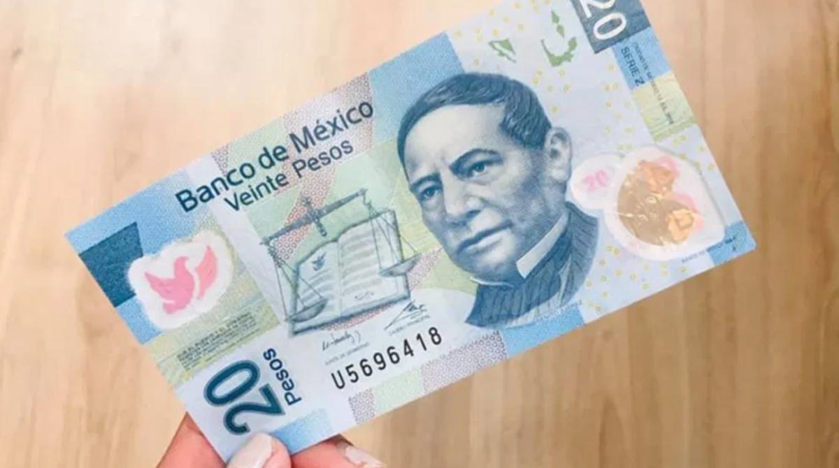 16 de enero 2020, Acciones por 20 pesos, Billete, Dinero, 20 pesos, Efectivo, Billete de 20 pesos