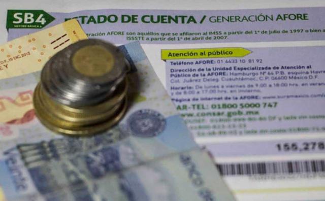 08 de enero 2020, Afores mexicanas, Afore, Dinero, Estado de cuenta, Dinero, Monedas, Billetes