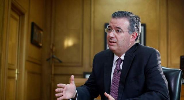 03-01-20, Alejandro Díaz de León, Banxico, salario, Banxico salario gobernador