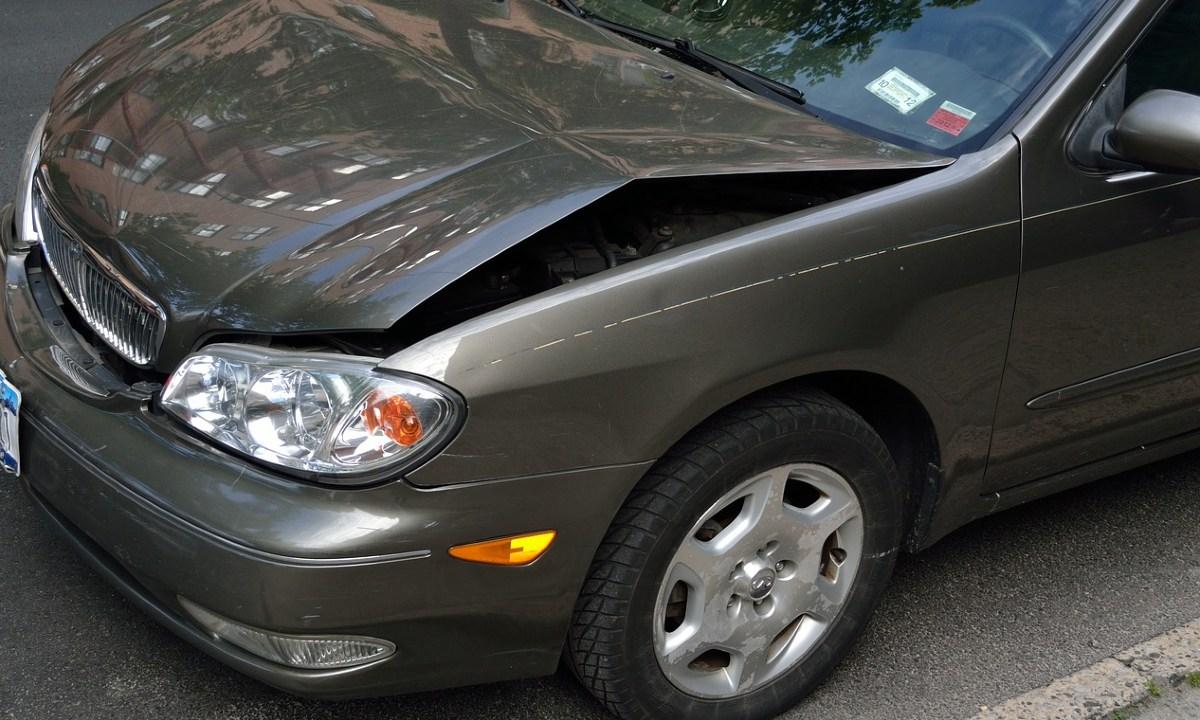 30 de enero 2020, Delito por accidentes de auto, Accidente de auto, Autos, Accidente, Vehiculo