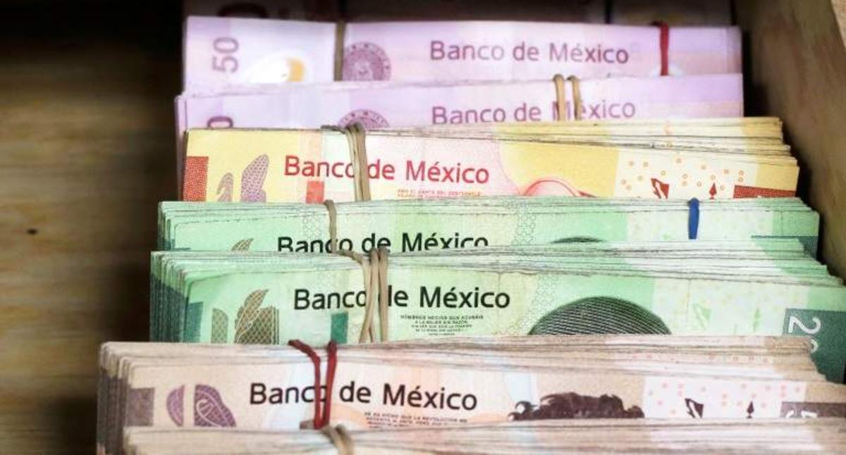 07 de enero 2020, Salario mínimo, Dinero, Dinero mexicano, Billetes, Efectivo, Pago