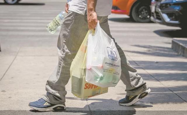 02-01-20, bolsas plástico, plástico, CDMX, multas, multas dar bolsas de plástico CDMX