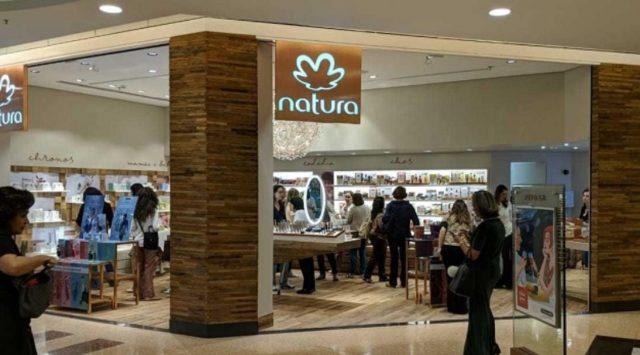 6 de enero de 2020, Natura, Avon, dinero, fachada de tienda Natura (Imagen: Especial)