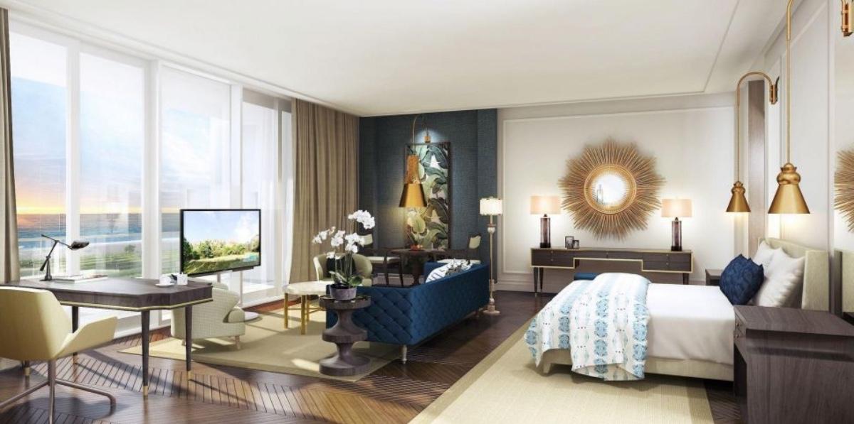 3 de enero de 2020, dinero, hoteles, lujos en una habitación de hotel (Imagen: Especial)