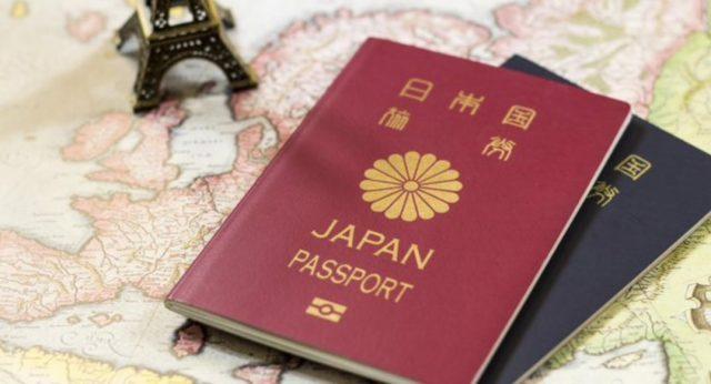 11 de enero de 2020, pasaporte, dinero, finanzas personales, pasaporte de Japón (Imagen: Especial)