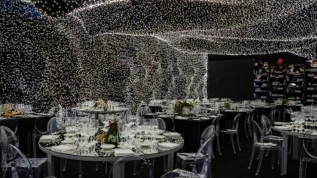 10 de enero de 2020, espacio, restaurante, restaurante espacial en la CDMX (Imagen: Especial)