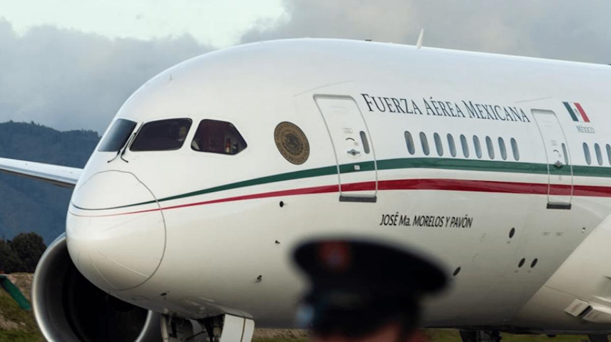 6 de febrero de 2020, avión, presidencial, rifa