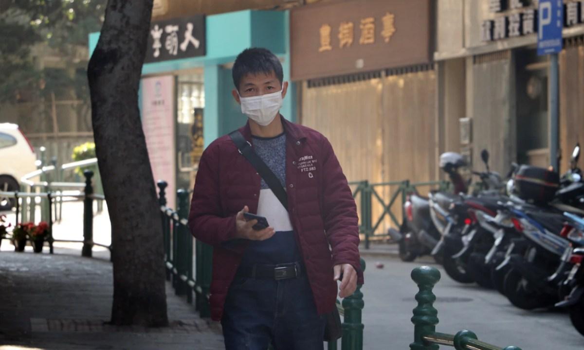 11 de febrero de 2020, china, coronavirus