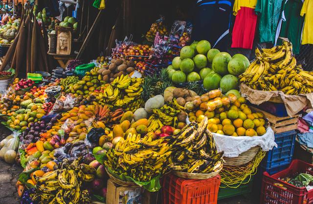 10 de febrero de 2020, inflación, frutas, mercado