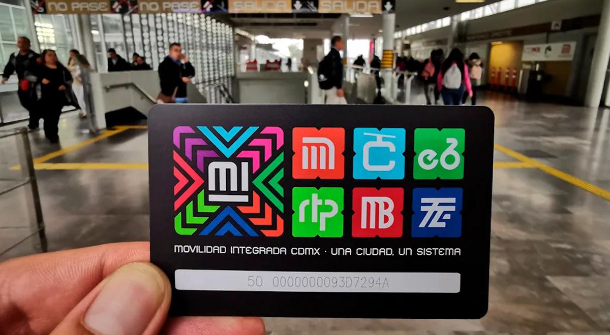 4 de febrero de 2020, metro, nueva tarjeta