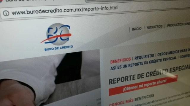 Permanencia en Buró de Crédito, Buró de Crédito, Portal, Sitio Web, Finanzas Personales