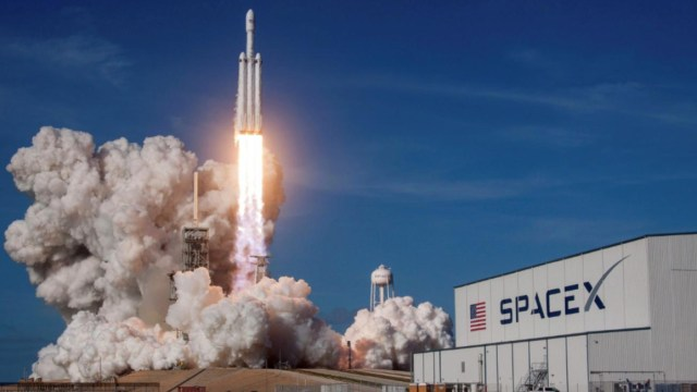 21 de febrero 2020, Viaje a la estratosfera, SpaceX, Elon Musk, Cohete, Espacio, Viaje