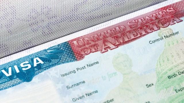17 de febrero 2020, Visa de EE.UU, Tramites personales, Documentos, Viajes, Estados Unidos, México