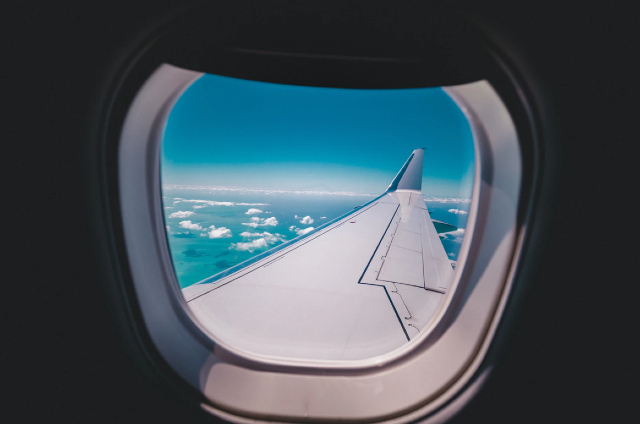 05 de febrero 2020, Vuelos de avión, Avión, Transporte, Vuelos, Viajes en avión