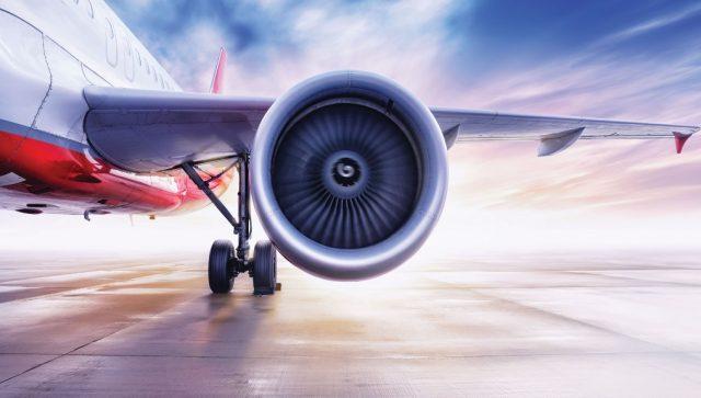 13 de febrero de 2020, avión a punto de despegar (Imagen: Sme technologies.org)
