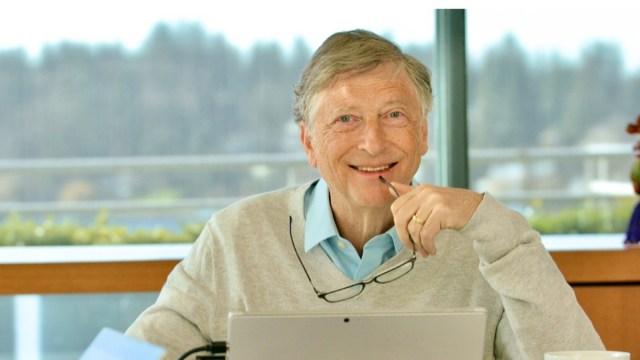 20 de febrero de 2020, el multimillonario, Bill Gates (Imagen: Gatesnotes.com)