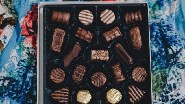 11 de febrero de 2020, caja de chocolates (Imagen: Unsplash)