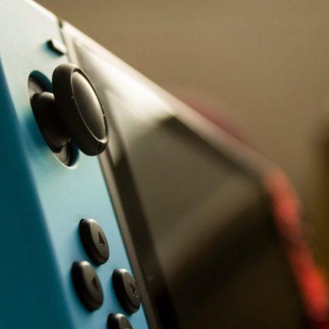 17 de febrero de 2020, consola de Nintendo Switch (Imagen: Unsplash)