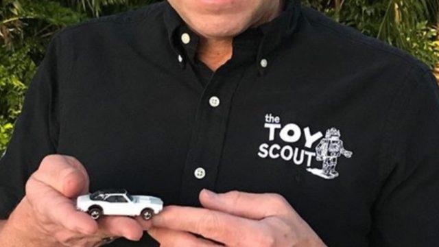 13 de febrero de 2020, carro de juguete valioso (imagen: Instagram @joelmageethetoyscout)
