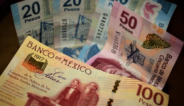 Billetes maltratados, Dinero, Billetes, Banco de México