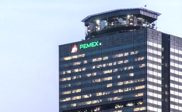 18 de marzo de 2020, edificio, Pemex