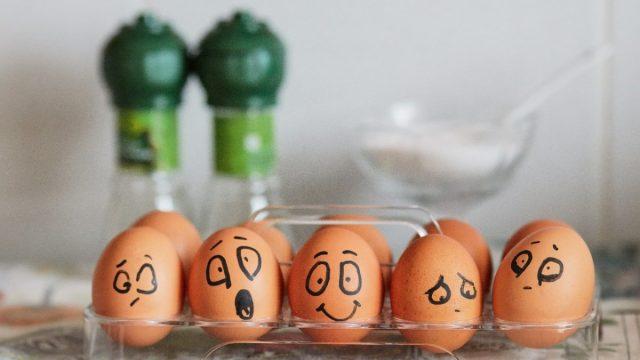 26 de marzo de 2020, huevos en la cocina (Imagen: Unsplash)