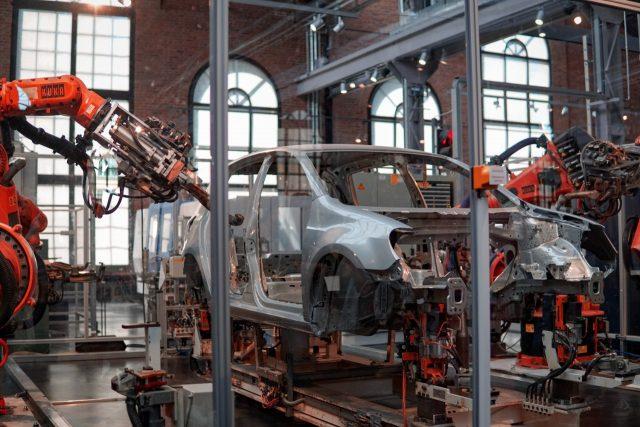 23 de marzo de 2020, armadora de auto partes (Imagen: Unsplash)