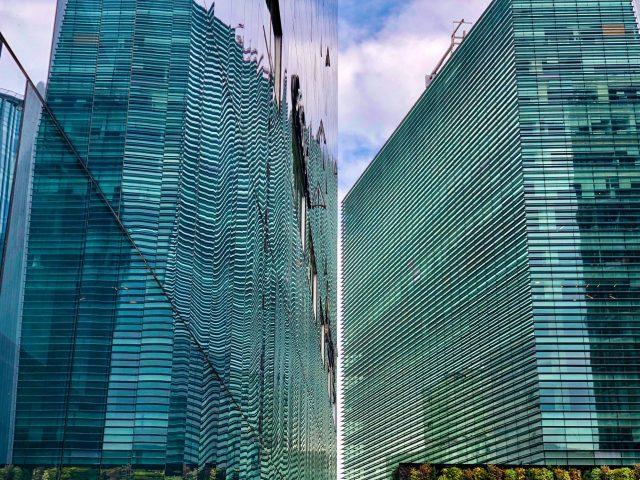 4 de marzo de 2020, edificios en México(Imagen: Unsplash)