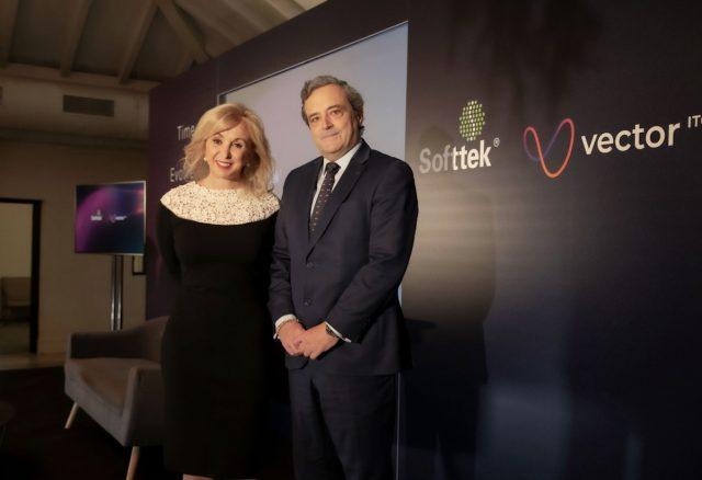 5 de marzo de 2020, Blanca Avelina Treviño de la Vega, encabeza Softtek (Imagen: Twitter @Softtek)