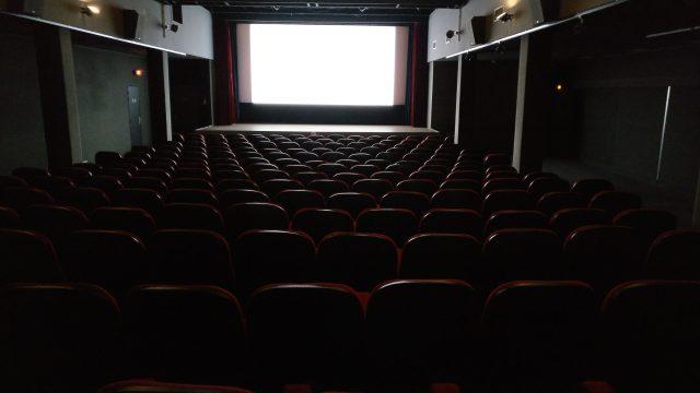 pantalla de cines (Imagen: Unsplash)