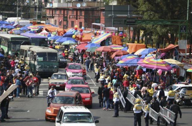 19 de marzo de 2020, ambulantes en Tepito (Imagen: Imagen: Unsplash)