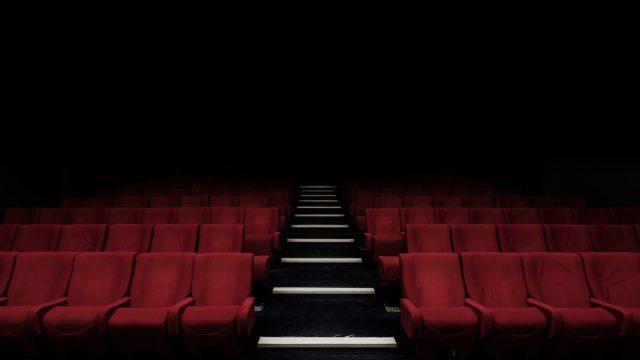 18 de marzo de 2020, sala de cines (Imagen: Unsplash)