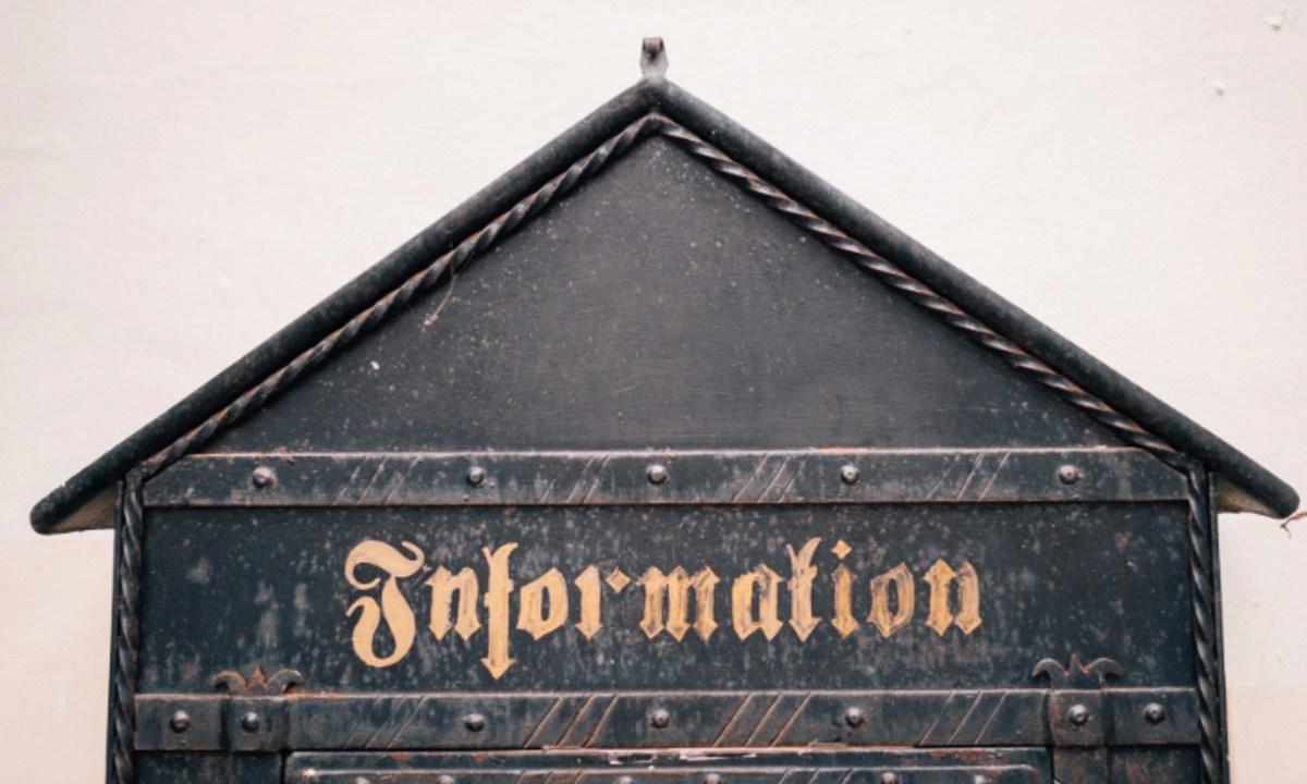 Banco central, información