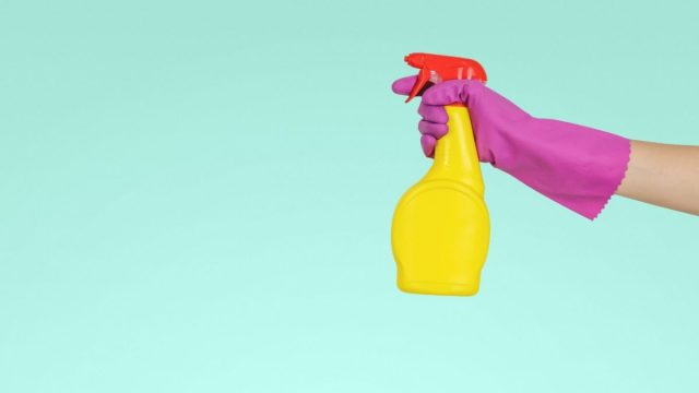 Desinfectar una casa (Imagen: Unsplash)