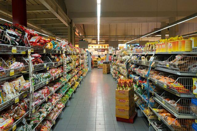 Compra de productos en un supermercado (Imagen: Unsplash)