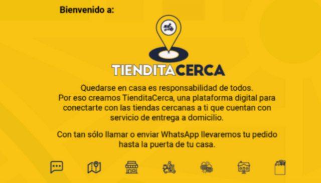 Plataforma para comprar cerveza cerca (Imagen: Tienditacerca.com)