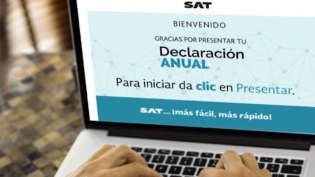 Declaración Anual, SAT, Fisco, Obligaciones fiscales, Contribuyentes, Declaración SAT