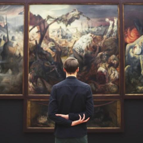 Invertir en Arte, Obras de Arte, Inversión, Bolsa