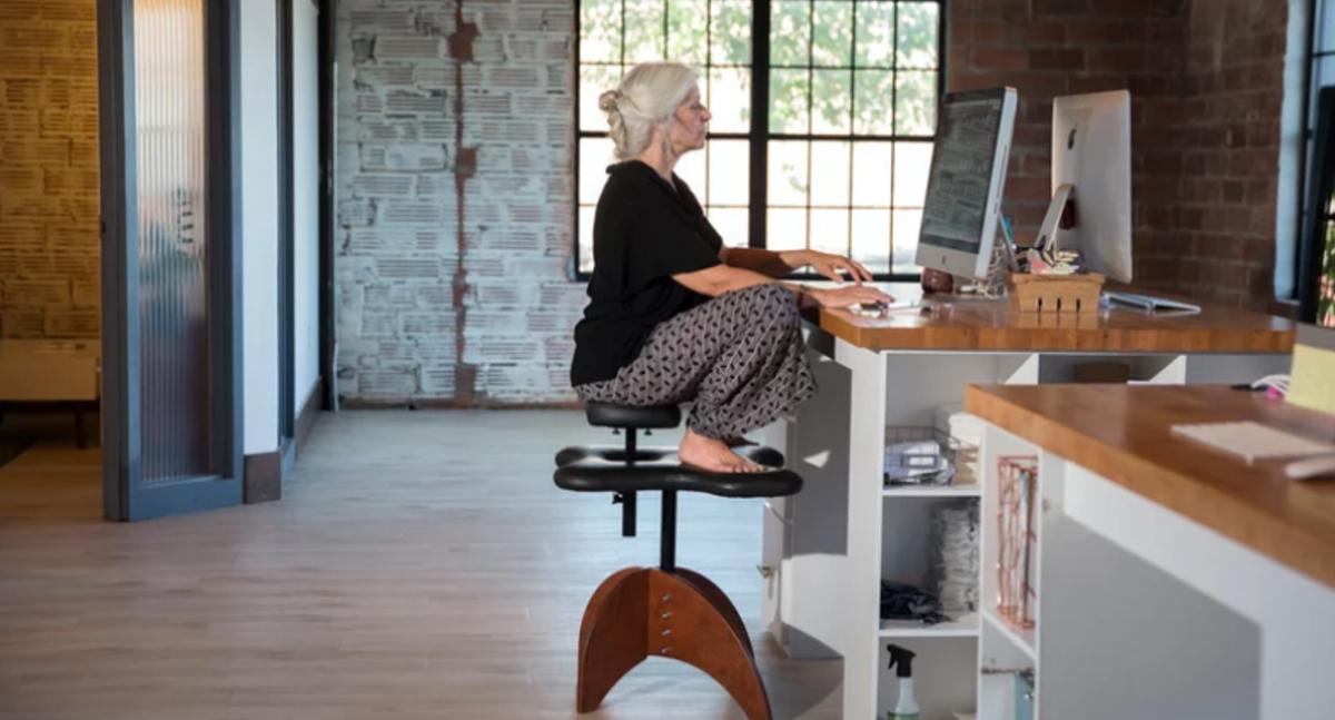 Silla para Trabajo, Sillas, Oficina, Muebles